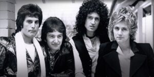 queen start writing music books